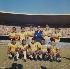 1962 World Cup Champions - Brazil