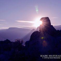 A serene moment spent watching a desert sunset. #sunset #rocks #desert #sky #landscape #beauty #peace #innerpeace #happiness #joy #faithful #hopelessromantic