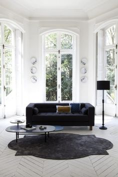 Fancy! New Zealand design blog - awesome design from NZ and around the world.  Love the big windows and all the sunlight.