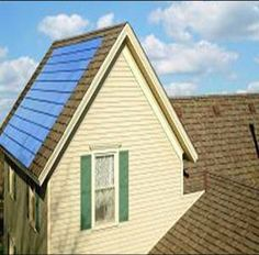 solar panel on roof Energy Saving Tips, Save Energy, Best Solar Panels, Outdoor Decor, Home Decor, Decoration Home, Room Decor, Home Interior Design, Home Decoration