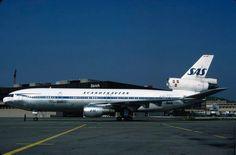 SAS DC-10