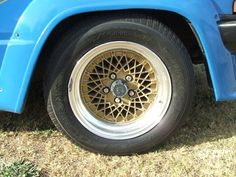 Ford Falcon XE Dick Johnson Grand Prix Wheels