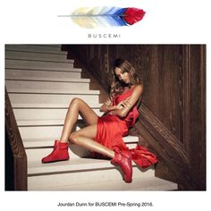 my first look book for Buscemi