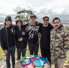 In Hearts Wake. These Australian studs have a pretty hardcore band