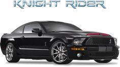 Shelby #Mustang - Knight Rider (KITT) 2008
