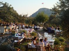 Limonlu Bace, Bodrum Turkey  An amazing concept: Lemon orchard turned casual-chic restaurant