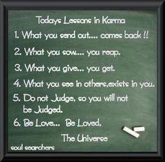 Instant Karma's Gonna Get You!