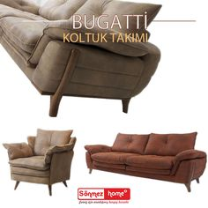 Bugatti Modern Koltuk Takımı sadeliği ve şıklığı ile büyülüyor! #Modern #Furniture #Mobilya #Bugatti #Koltuk #Takımı #Sönmez #Home