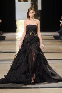 Toni's Fashion&Style: Haute Couture Spring 2011- Stephane Rolland