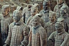 Çin İmparatorunun Ölümsüzlük Arayışı ve Kilden Askerler