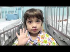 After cleft lip surgery, video captures child's reaction to new smile.  This is so beautiful!