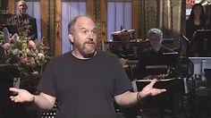 Louis CK - God, Men and Hunger (SNL Monologue)