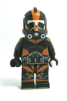 Lego Custom KNIGHT Templar Minifigure W// Custom Armor Shield Brickarms Sword