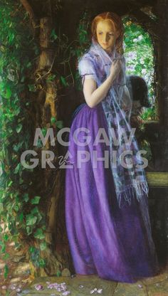 April Love, ca. 1855
