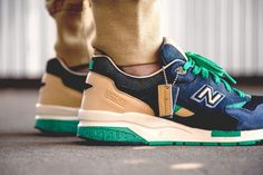 SOCIAL STATUS X NEW BALANCE – CM1600 WINTER IN THE HAMPTONS #Reshoevn8r