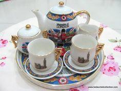 Be Dazzled Collection: London Mini Tea Set