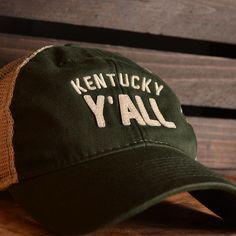 sale retailer cc0ce 7ca5b Kentucky Y All Hat