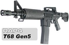 T68 Gen5 Paintball gun