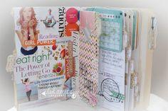 Awesome Fresh Start Journal @Heidi Swapp