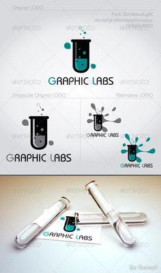Buy Graphic Labs LOGO by ShonnyS on GraphicRiver. Logo useful for printer business, creative designers, or even for medical laboratories full resizable vector logo Eps. Icon Design, Logo Design, Graphic Design, Lab Logo, Medical Laboratory, Logo Branding, Logo Ad, Medical Logo, Education Logo