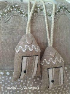 Momentos de Costura: Bolso de linos