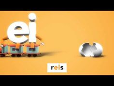Educational video for children learning to read Dutch - usage of the letter combo ~ei~