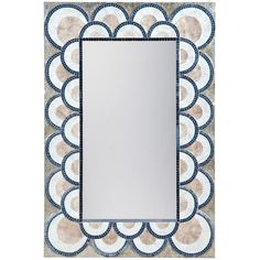 Candelabra Home Mosaic Mirror ($498) ❤ liked on Polyvore featuring home, home decor, mirrors, mosaic mirrors, art deco home decor, mosaic home decor and art deco mirrors