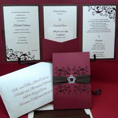 Handmade invitation what about these but in the colour u want