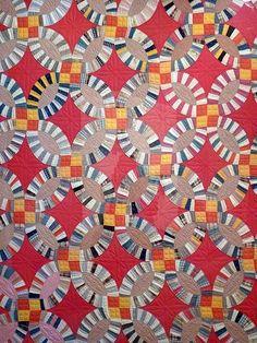 1930S Vintage Quilt Patterns | quilt # red # pattern # textile