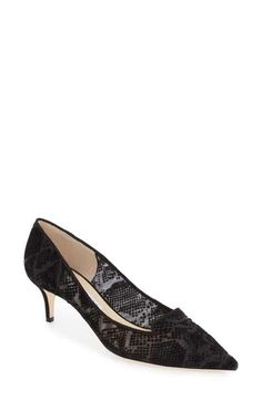 3a199937f40 Jimmy Choo  Archer  Pump available at  Nordstrom