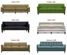 Older Style Couch Google Search