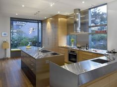 Kitchen Design Modern Contemporary the attractiveness of the best house : remodeling ideas - http