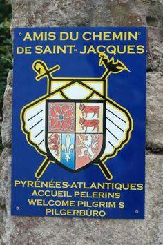Kancelář Přátel Svatojakubské cesty - Saint Jean Pied de Port