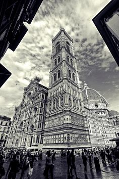 Florence Cathedral - Basilica di Santa Maria del Fiore or Basilica of Saint Mary of the Flower