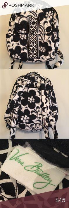 mini Vera Bradley bookbag In really great condition. Barley used. Make me an offer  Vera Bradley Bags Backpacks