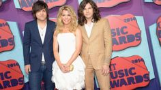 """2014 CMT Music Video Awards - The Band Perry WON for Group Video of the Year """"Done."""" at the ceremony."""
