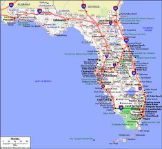 Florida Beaches Map.Florida Beaches Map Excerise Florida Florida Beaches Map Of