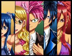 Fairy Tail!!! by ~honchkrow14 on deviantART