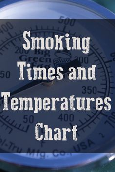 This table of times and temperatures for smoking meat gets more views than nearly any other page on my website and there are probably still people who aren't aware that it exists. Check it out and bookmark it for quick reference. Let me know if you see th Smoker Grill Recipes, Smoker Cooking, Food Smoker, Smoked Meat Recipes, Traeger Recipes, Beef Brisket Recipes, Grilling Tips, Grilling Recipes, Vegetarian Grilling