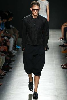 Bottega Veneta Spring 2015 Menswear Collection Slideshow on Style.com