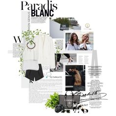 Paradis_Blanc, created by dioraddicted on Polyvore