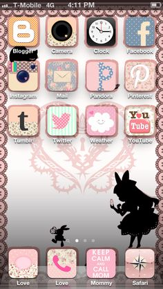 You can always customise your app icons on cocoppa for free Themes App, Phone Themes, Cocoppa Wallpaper, Iphone Icon, Electronics Gadgets, App Icon, Halloween Themes, Cool Gadgets, Icons
