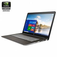 """awesome PORTATIL HP ENVY 17-R105NS - 6700HQ 2.6GHZ - 12GB - 1TB - GEFORCE GTX 950M 4GB - 17.3""""/43.9CM IPS FHD - WIFI ABGC/AC - BT4.0 - W"""