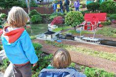 Dinamarca con niños. Legoland