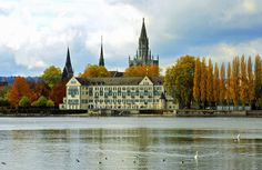 LAKE CONSTANCE- 3 hrs away- 10 Top-Rated Tourist Attractions Around Lake Constance | PlanetWare