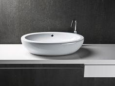 Lavabo Panorama 70/T  by Gsi