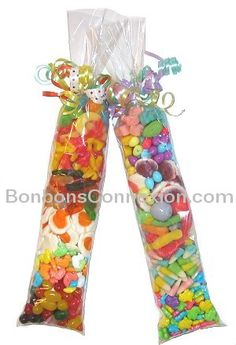 Easter candy bag - Sac de bonbons Jelly Belly  #eastercandybags #sacbonbonspaques