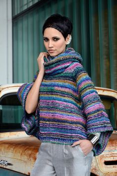 A Way Of Life Pattern Book : Noro Patterns : Designer Yarns