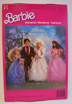 Cool Barbie Fashion Romantic Wedding NRFB eBay