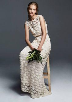 max mara, sposa, abito da sposa, bridal, 2016,